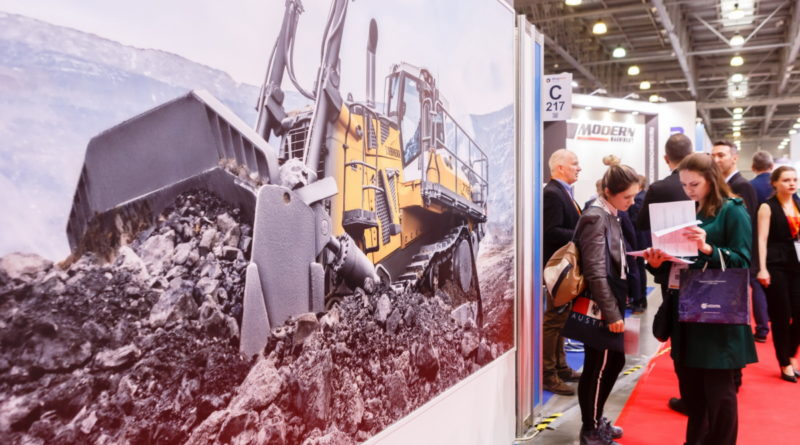 Veletrh MiningWorld Russia 20.-22. října 2020