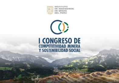 """V Peru se uskuteční virtuální veletrh v oblasti těžby a udržitelných technologií """"Congero de Competitividad Minera y Sostenibilidad Social"""""""