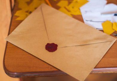 Dopis předsedy Těžební unie ke členům